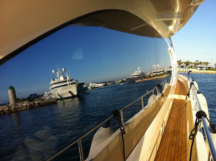 Yacht Private Chef